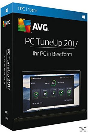 avg pc tuneup 2017 g nstig kaufen. Black Bedroom Furniture Sets. Home Design Ideas