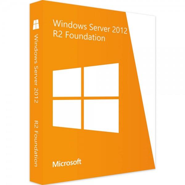 Microsoft Windows Server 2012 R2 Foundation