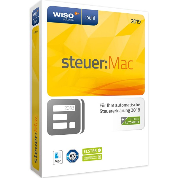 WISO steuer:Mac 2019
