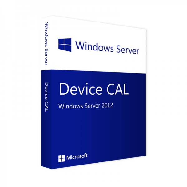 Microsoft Windows Server 2012 - 10 Device CALs