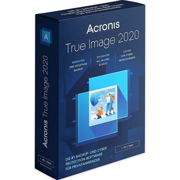 Acronis True Image 2020 Standard