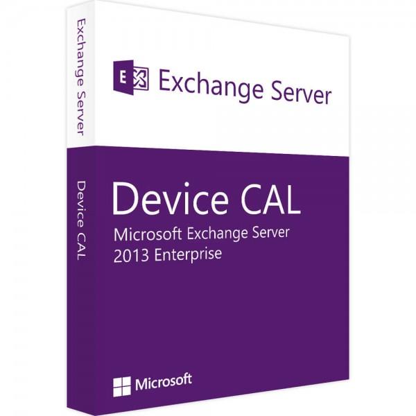 Microsoft Exchange Server 2013 - 1 Enterprise Device CAL