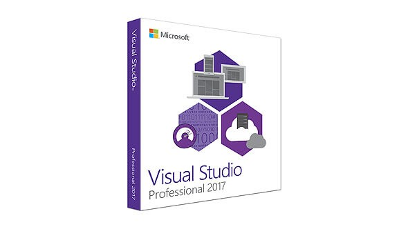 microsoft visual studio professional 2017 g nstig kaufen. Black Bedroom Furniture Sets. Home Design Ideas