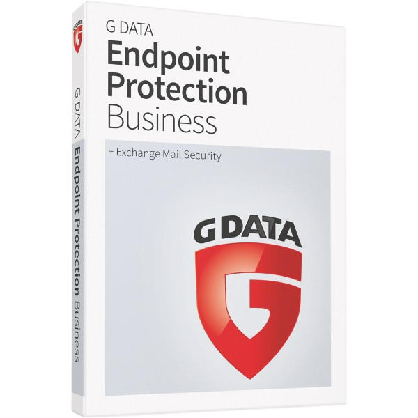 G Data Endpoint Protection Business (+ Exchange Mail Security) - Neuabonnement