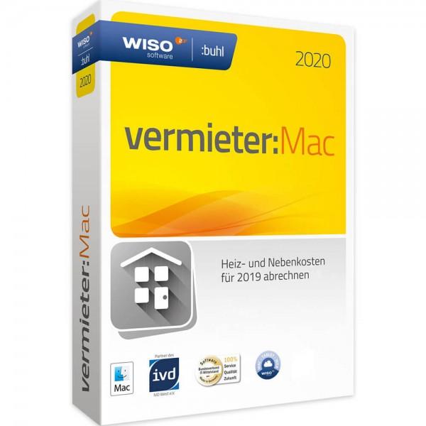 WISO Vermieter Mac 2020