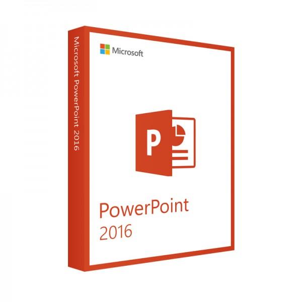 Microsoft PowerPoint 2016 kaufen und herunterladen