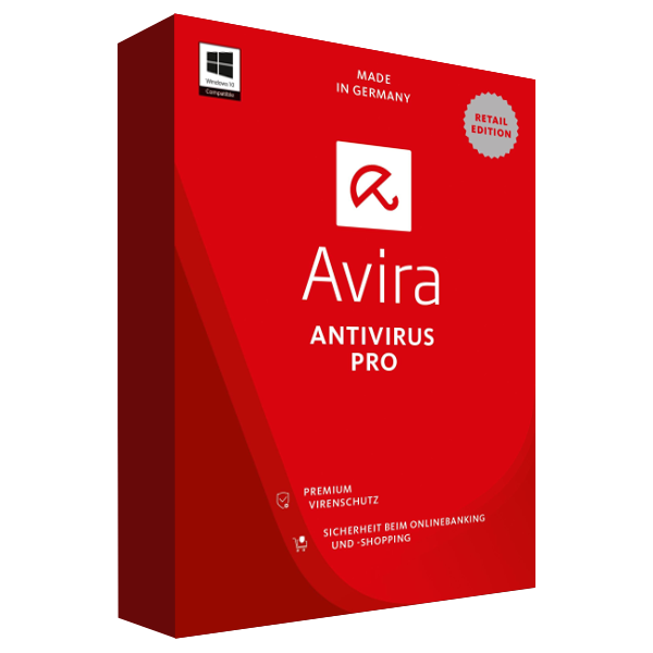 Avira Antivirus Pro 2017 günstig kaufen | tornadosoft.de