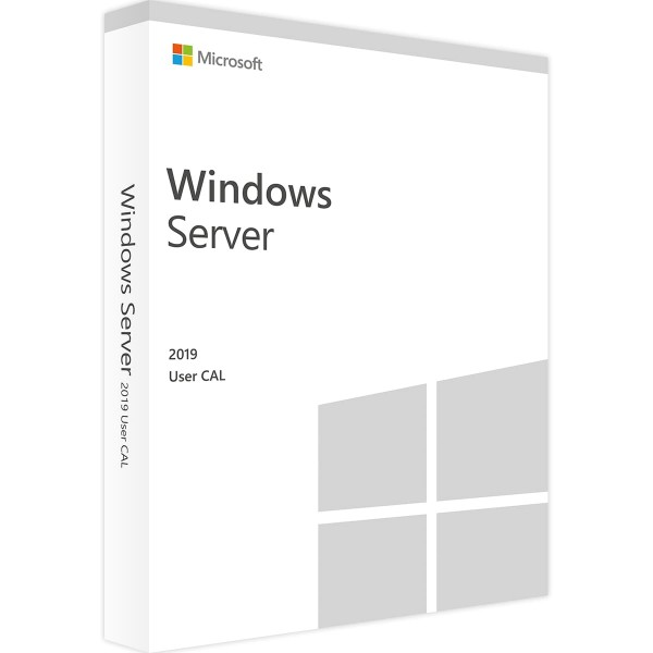 Microsoft Windows Server 2019 - 10 User CALs