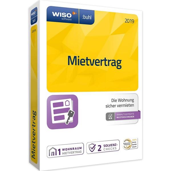 WISO Mietvertrag 2019