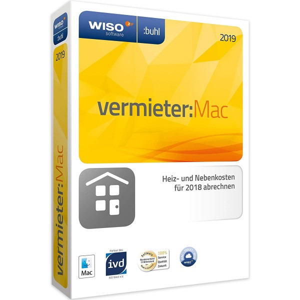 WISO Vermieter: Mac 2019