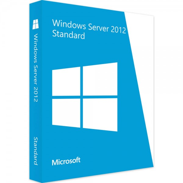Microsoft Windows Server 2012 Standard