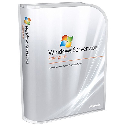 Microsoft Windows Server 2008 R2 Enterprise