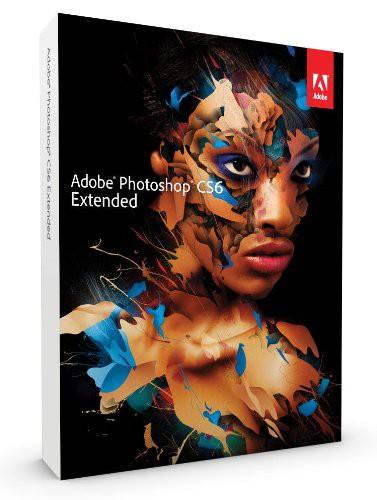 Adobe Photoshop CS6 Extended für MAC