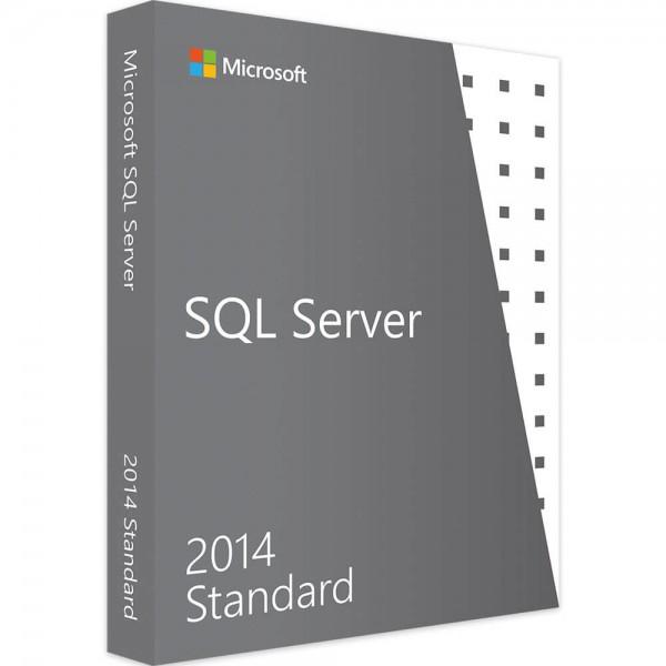 Microsoft SQL Server 2014 Standard (2 Core)