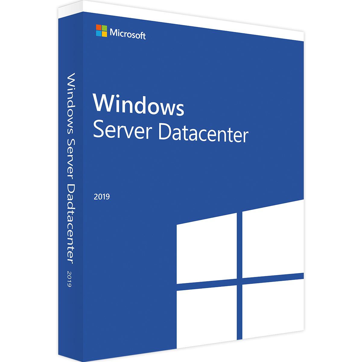 Windows Server 2019 Datacenter Microsoft Windows Server