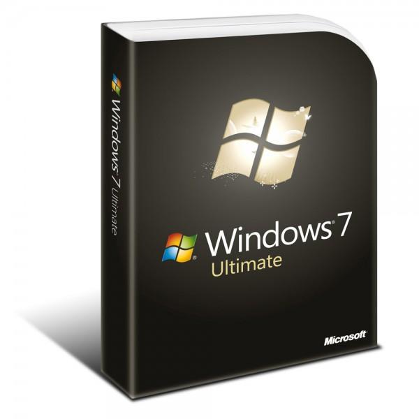 Microsoft Windows 7 Ultimate Software Download