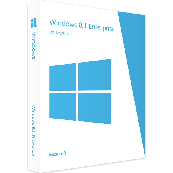 Microsoft Windows 8.1 Enterprise