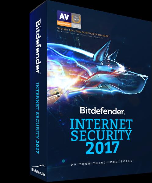 Bitdefender Internet Security 2017 günstig kaufen | tornadosoft.de
