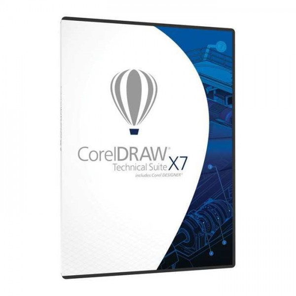 CorelDRAW Technical Suite X7 Upgrade günstig kaufen | tornadosoft.de