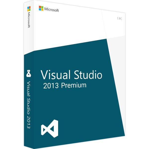 Microsoft Visual Studio 2013 Premium