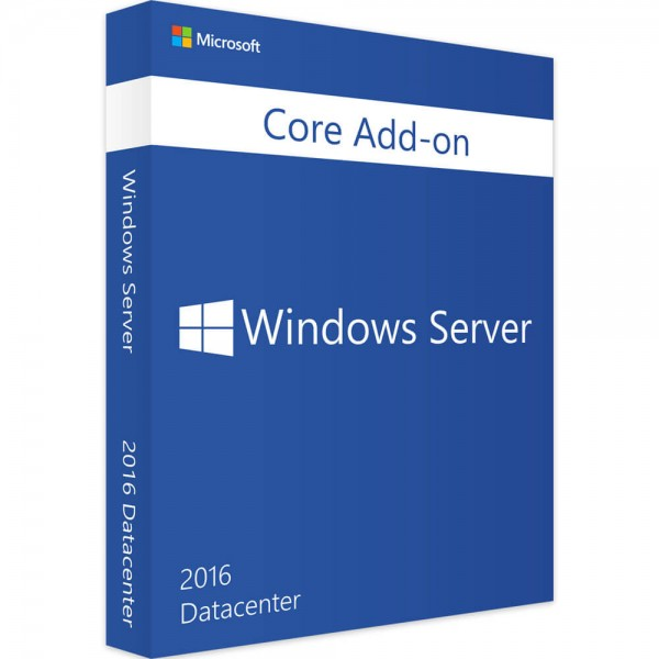Windows Server 2016 Datacenter Core Add-on