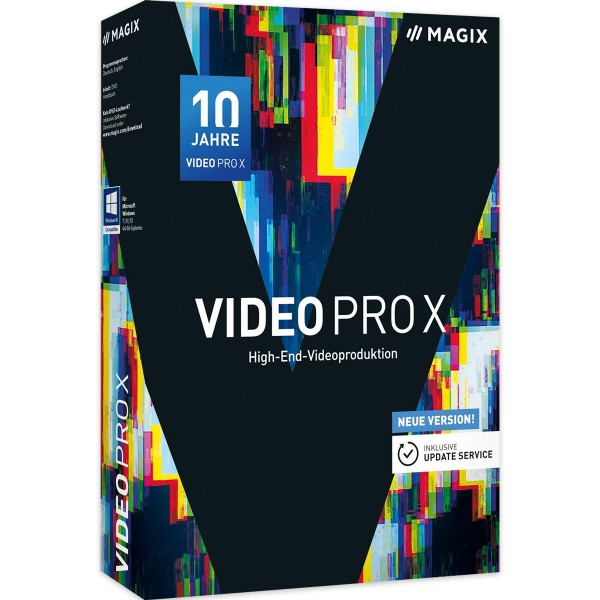 MAGIX Video Pro X